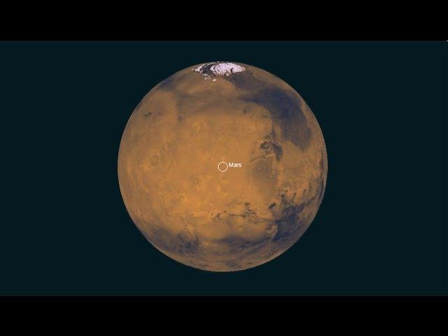 Вселенная. Сезон 1, серия 2. Марс - Красная планета