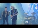 Don't stop me now (HD - close) - Queen Adam Lambert - São Paulo - Brasil