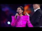 Роза Рымбаева и Батырхан Шукенов-Гимн Азиады 2011