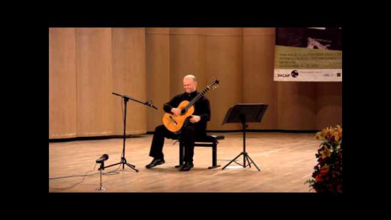 Guitar Virtuoso Pavel Steidl plays Legnani and Paganini
