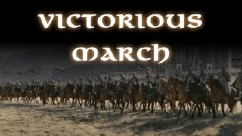 Amon Amarth - Victorious March [Fanvideo]