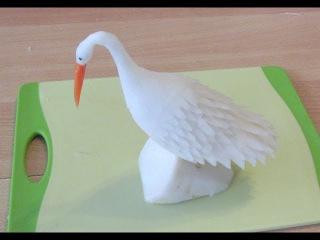 Cách tỉa con Cò -Wie Sie das Stork beschneiden-How to prune the Stork
