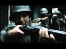My favourite scene of saving private ryan !! [ wall failing ~]