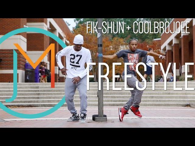 Fik-Shun CoolBroJoee FREESTYLE JUSMOVE WINNER