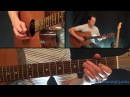 The Beatles - And I Love Her Guitar Lesson - Acoustic