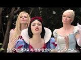 디즈니 공주 랩 배틀 - 백설공주 vs 엘사 [한글자막]