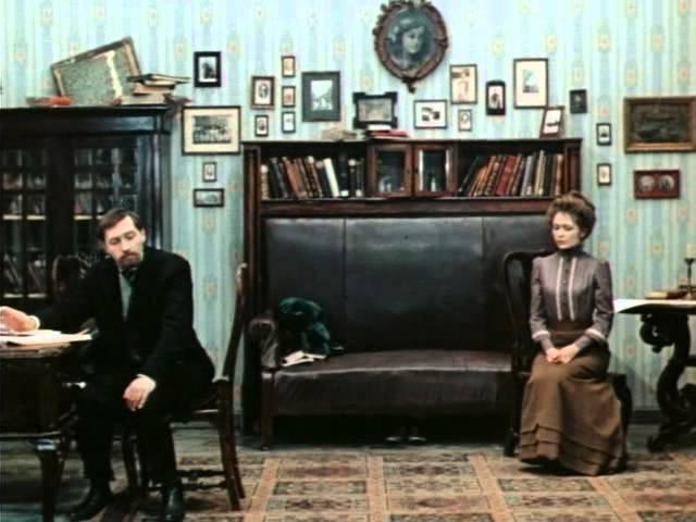 Отрывок из фильма Карусель.Из рассказов и записных книжек А.П. Чехова