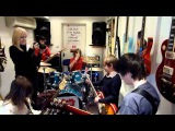 The Mini Band jam Sweet Child Of Mine with Callum Williams guesting on guitar!