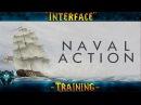 Naval Action Интерфейс Обучение Гайд