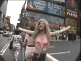 RuPaul &amp Lahoma Walk from Times Square to the East Village in 1986