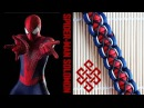 How to Make a Spider-Man Themed Stitched Solomon Paracord Bracelet Tutorial