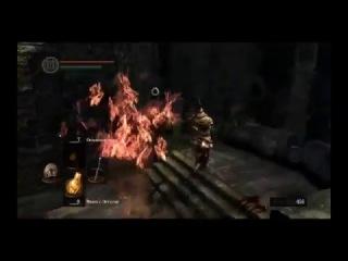 Dark Souls PtDE. Черный Рыцарь #2