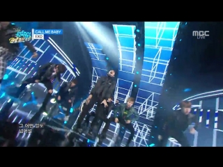 [VIDEO] 151226 #EXO - Call me Baby @ MBC Music Core Year-End Special
