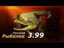 Русская Рыбалка 3.99 - Прокачка с 36 по 43 разряд ОНЛАЙН