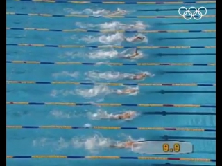 Alexander Popov Wins Mens 50M and 100M Freestyle Gold - Barcelona 1992 Olympics