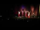 غادة كنعان رقص شرقي  Gada Kanaan y Amir Sofi en Bellyarabian 2014 Raksa&Apex