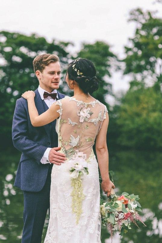 JZsOxROIfNU - Английская свадьба в стиле VINTAGE INSPIRED