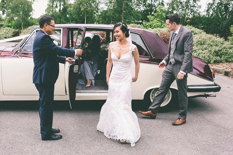 YmzZDvEBWdY - Английская свадьба в стиле VINTAGE INSPIRED