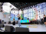 Юля савичева  feat. T9 - Корабли (Концерт MTV Open air)