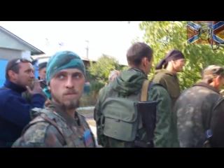(песни Новороссии) «Ополченцам Донбасса (ЧЁРНЫЕ БЕРЕТЫ)»