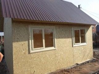 Проект сблокированного (таунхаус) двухэтажного дома с