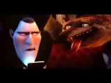 Hotel Transylvania 2 - Top 5 Funny Moments #3 (MOVIE SCENES)