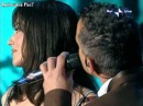 Eros Ramazzotti y Monica Bellucci
