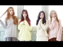 Preview 달샤벳Dalshabet 9th Mini Album Naturalness Highlight Medley