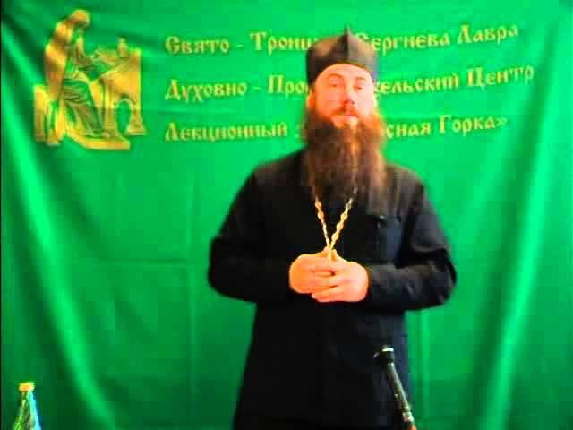 «Страсть зависти и борьба с ней». Священник Димитрий Беженарь