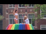 Amsterdam Gay Pride Canal Parade 2015
