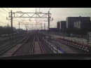 HD Train Timelapse TGV Thalys Amsterdam to Brussels
