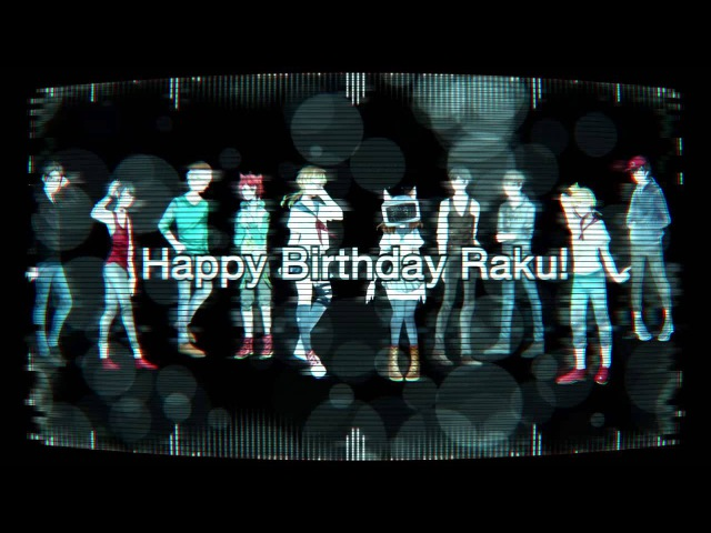 【9人1】 ECHO 【Happy Birthday, Raku!! ❤】