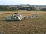 Эпическая модель вертолета Ми-24
