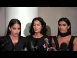 OLIVE PIERSON NICOLE WILLIAMS &amp NATALIE HALCRO ON BEING 'WAGS'