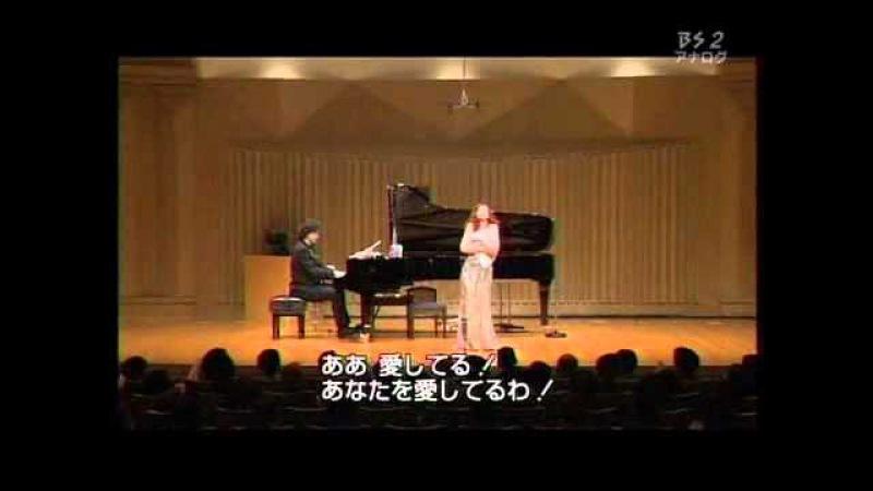Patricia Petibon sing's