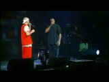 Dr Dre Feat Eminem Xzibit Whats The Difference Up In Smoke Tour LIVE