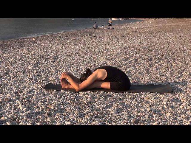Хатха Йога Средний Уровень Практики 1 й день