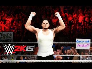 WWE 2K15 PC - Моя карьера #12 [Билет в один конец] *ПЕРЕЗАЛИВ*
