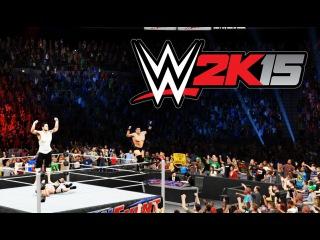 WWE 2K15 PC - Моя карьера #13 [TAG TEAM!]