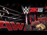 WWE 2K15 PC - Моя карьера #30 [Еще не конец!]