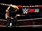 WWE 2K15 PC - Big Show vs RVD