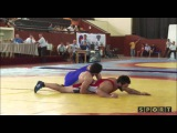 Д. Марсагишвили ( Грузия) - С. Тигиев (Узбекистан) / Кубок Саркисяна - 2015, 86 кг, полуфинал