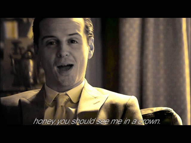 Jim moriarty    you can't wake up [sherlock special]