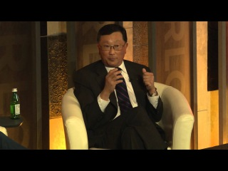 BlackBerry CEO John Chen on why he won't drop the handset