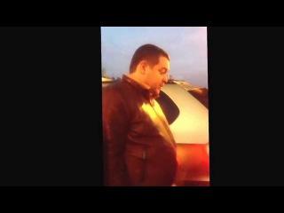 Эрик Давидыч угрожает украинским сотрудникам милиции