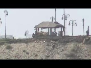Attacks on Saudi Arabian army positions by Yemeni Houthi fighters (near Al Kubah, Jizan region)