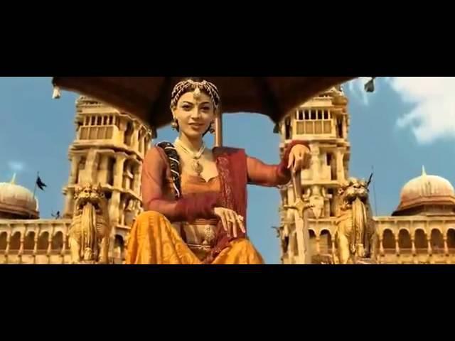 Magadheera Dheera Dheera Video songs aijaz ahamed HD 360p