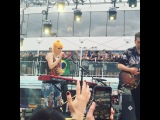 "leka romão on Instagram: ""Gotta let it happen... #parahoy #parahoycruise #paramore @paramore"""