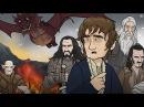 Как следовало закончить фильм Хоббит Битва пяти воинств