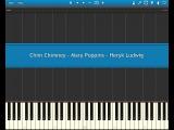 Chim Chimney - Mary Poppins Piano Tutorial